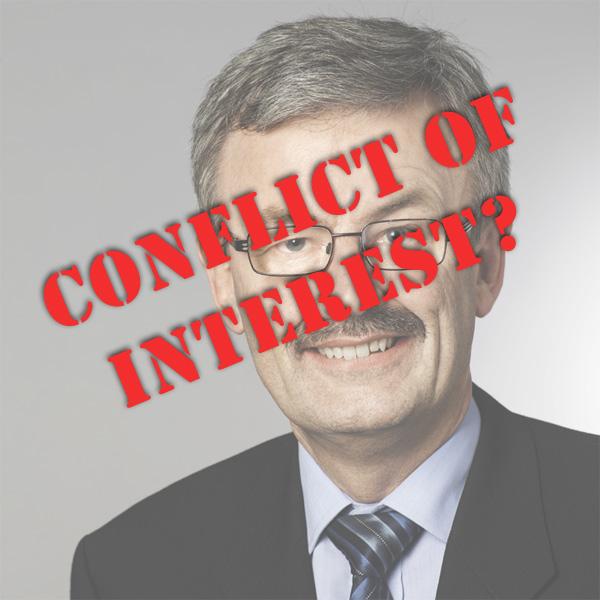 Henrik Høegh - conflict of interest?